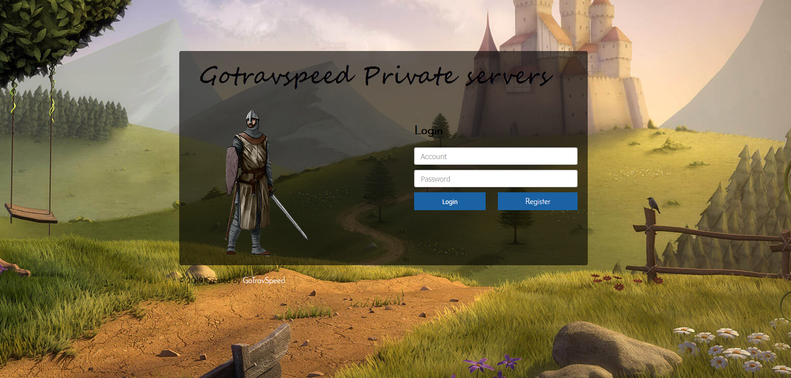 Your Gaming Dude • Gotravspeed Private Servers