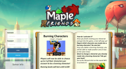 MapleFriends - [v83] [Progressive EXP, 5x, 5x]