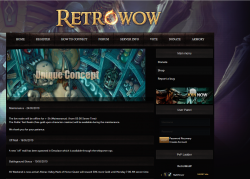 RetroWoW server 1.12.1 | Instant 60 Vanilla Classic | 24/7 FUN